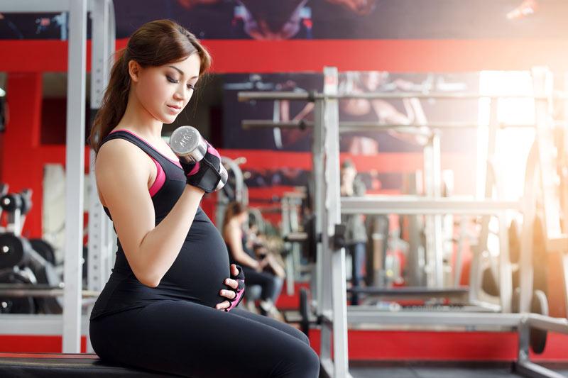 Как похудеть после родов и быстро убрать живот