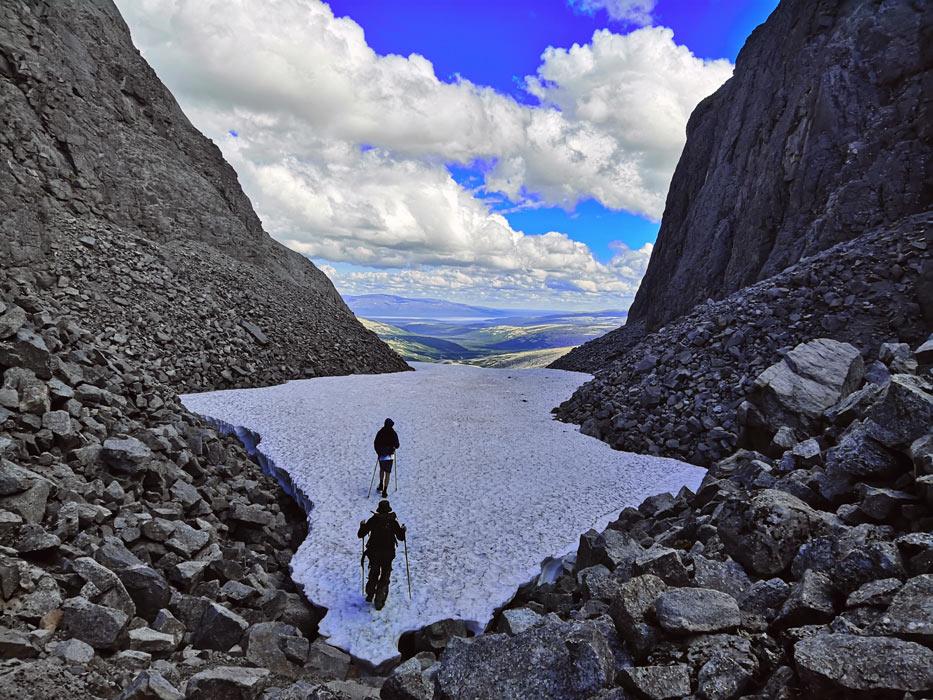 Перевал Северный Рисчорр