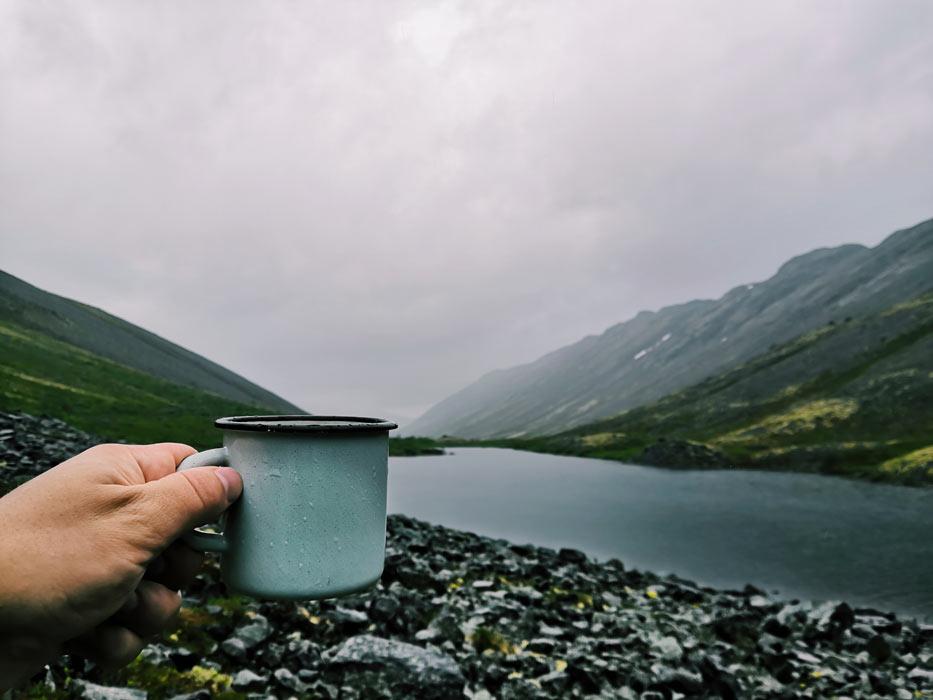 Рядом с озером Длинное