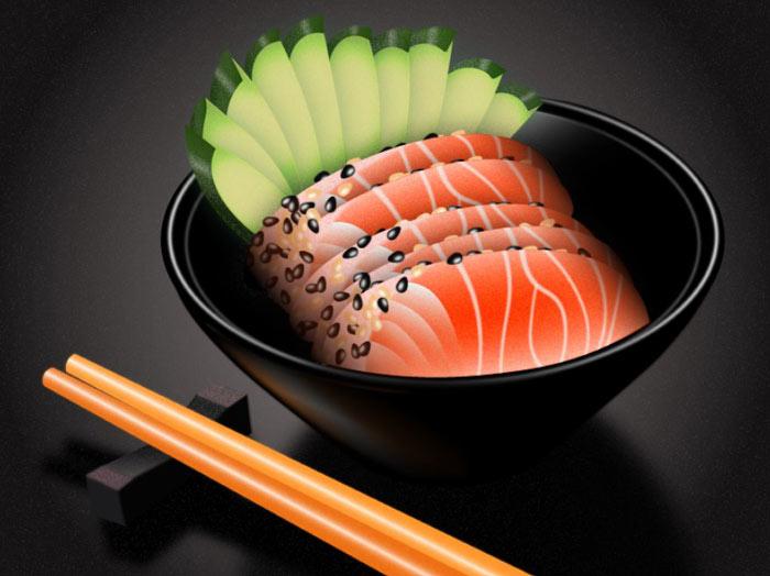 Жиры в продуктах питания: ненасыщенные