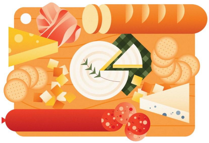 Жиры в продуктах питания: таблица