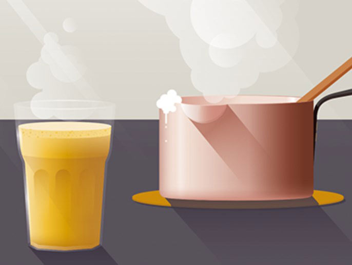 Как пить куркуму